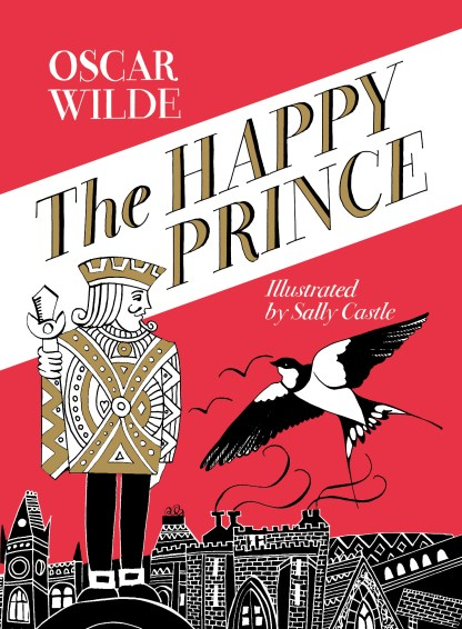 The Happy Prince Cover Image