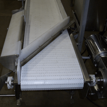 conveyor divider
