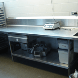 Stainless Steal work Table