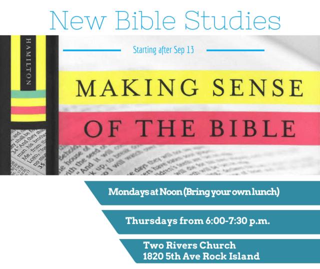 New Bible Study