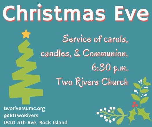 Christmas Eve in Rock Island