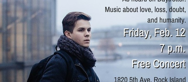 Corey Kilgannon Concert Feb 12