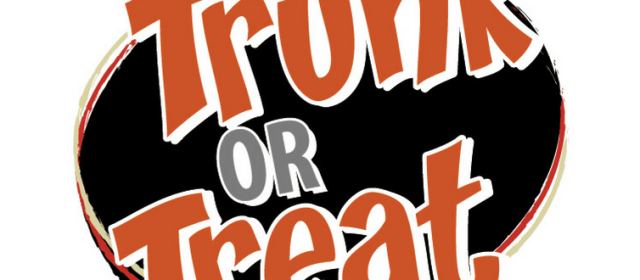 Trunk or Treat – Oct 23