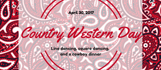 Country Western Dance & Dinner