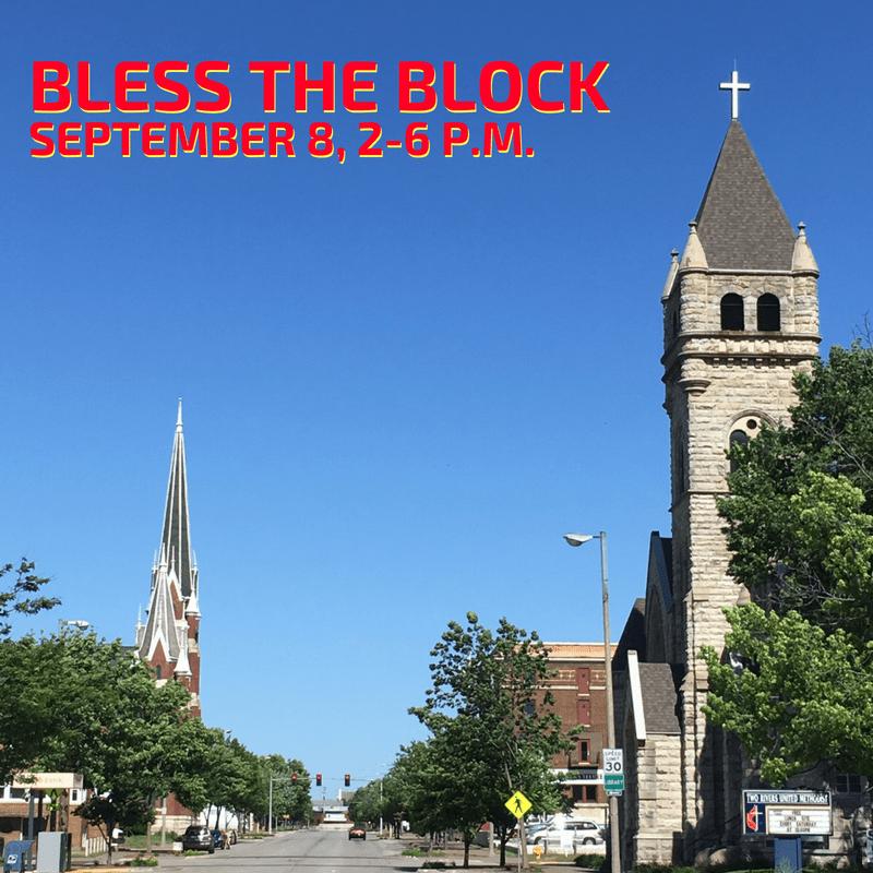 Bless the Block September 8