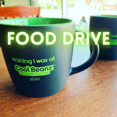 Cool Beanz Food Drive