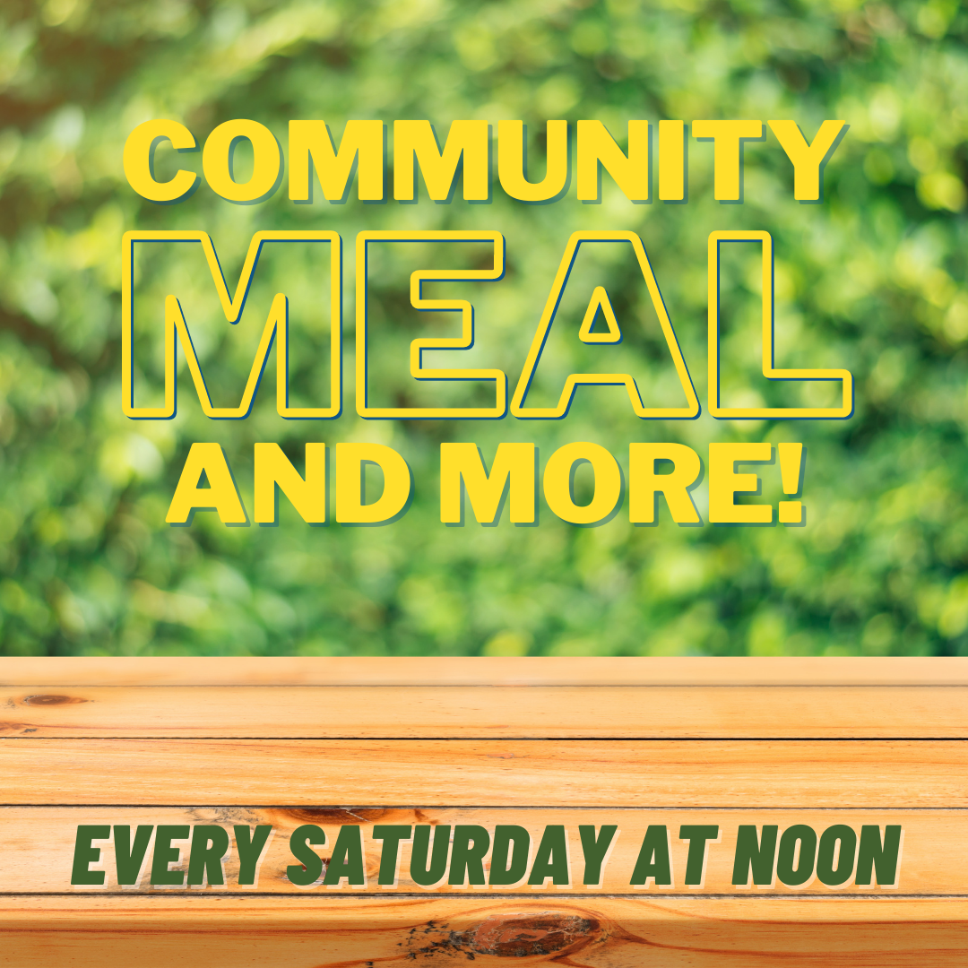 Community Meal and More