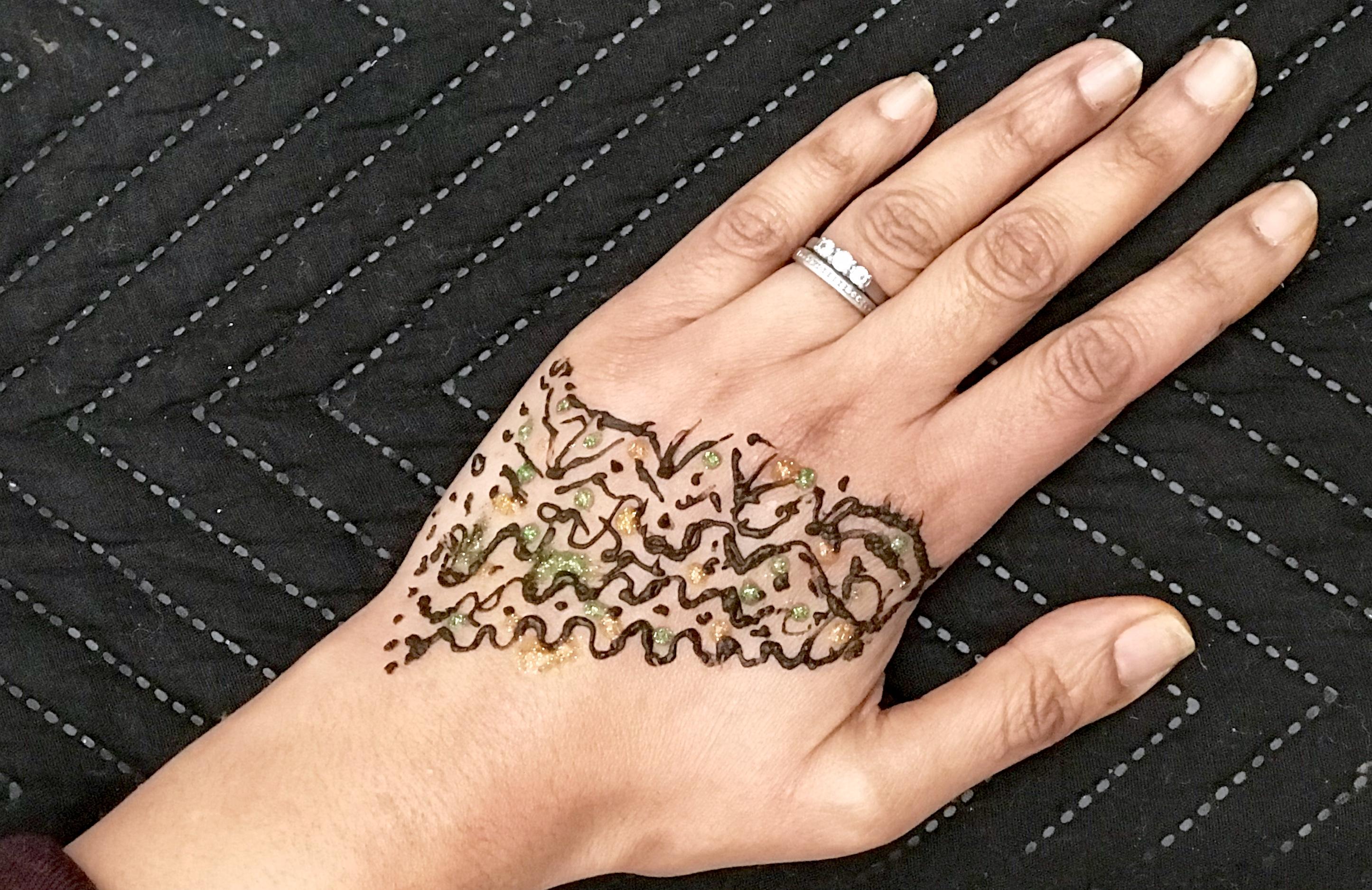 Henna Tattoo Course