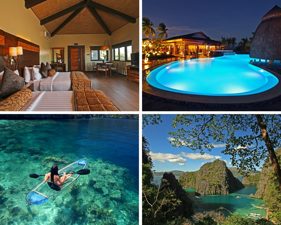 4D3N Coron Island Amp Town Family Package Two Seasons