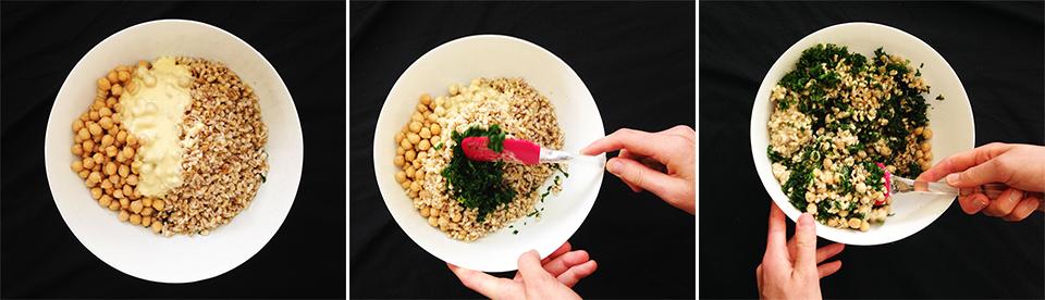kale barley chickpea salad 26