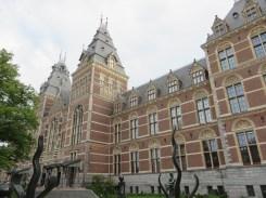 Rijksmuseum- Street View
