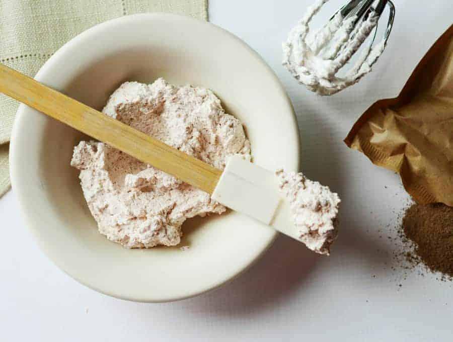 Two Ingredient Sugar-FreeIcing