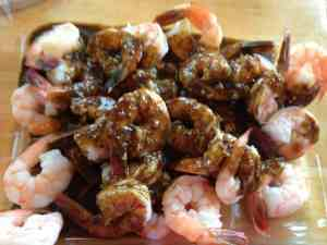 Piquant Shrimp