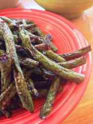 Shwarma Green Beans | A Quick & Simple Side Dish