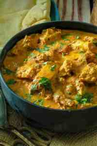Instant Pot Butter Chicken Featured Image