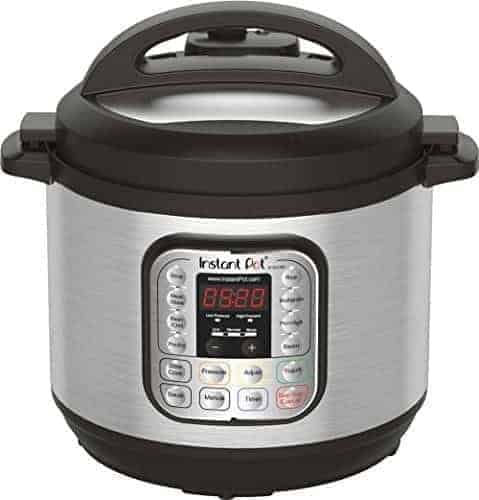 Instant Pot DUO80 8 Qt 7-in-1 Multi- Use Programmable