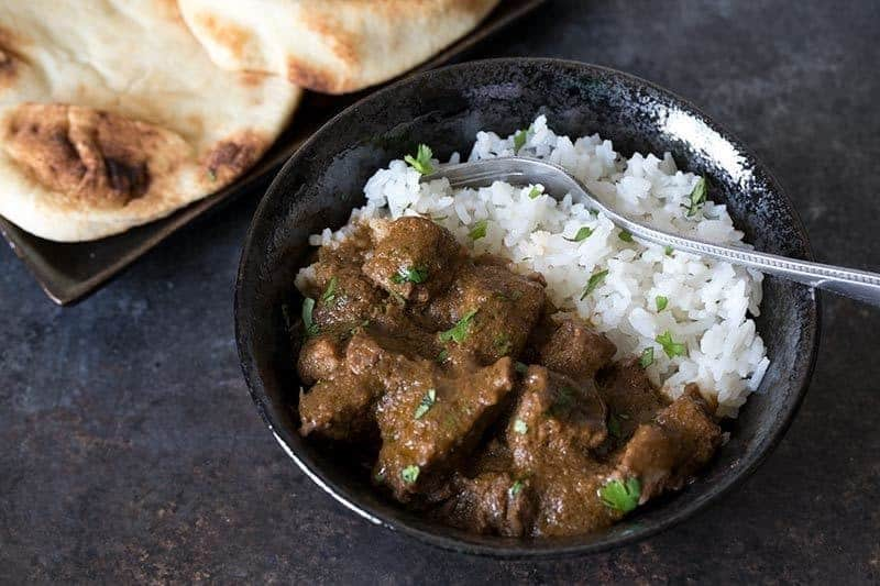 The Indian Instant Pot Cookbook review on Pressure Cooking Today is something you will definitely want to check out. Barbara Scheiving gives her honest review on the cookbook, and her experience in making the beef curry from the cookbook.