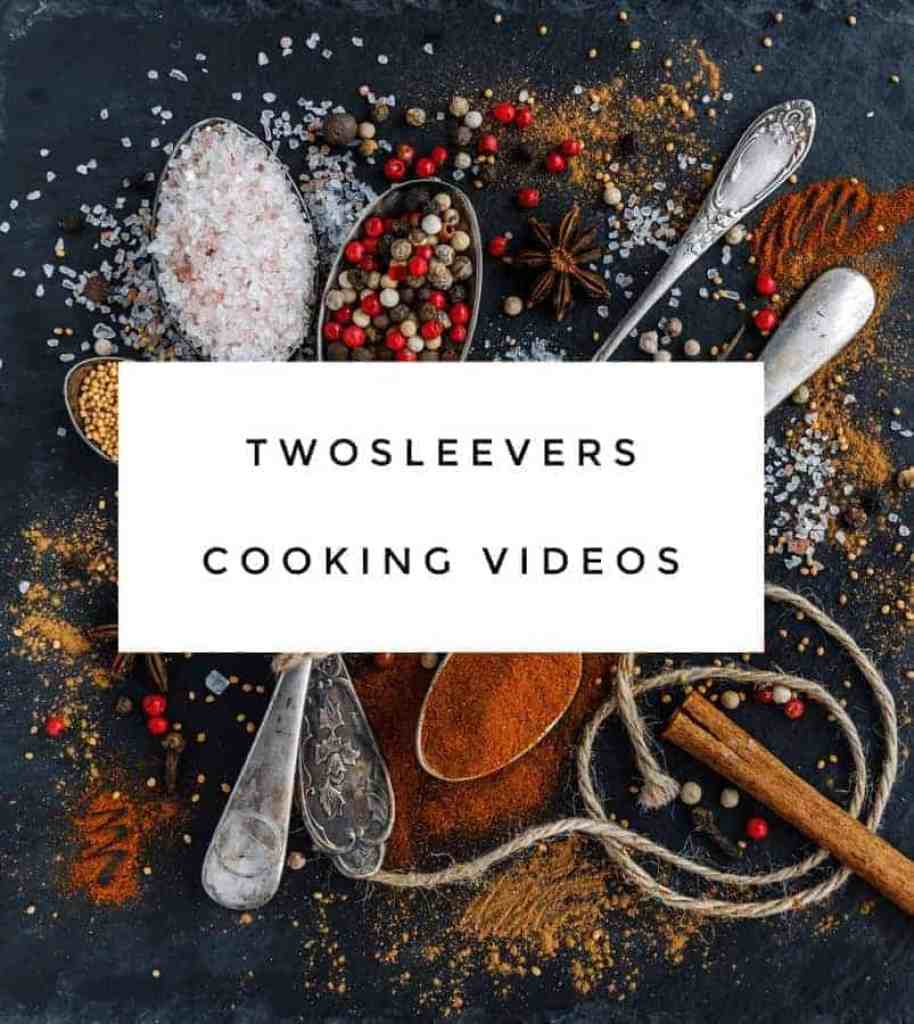 Pin this to easily access all the twosleevers cooking videos. Using Science and Food Chemistry to make you an excellent and efficient home cook.