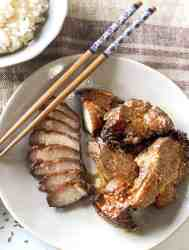 Air Fried Char Siu Pork | Chinese Roast Pork Recipe