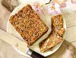Low Carb Nut and Seed Bread | Keto Gluten-Free Bread |Stenalder Brød