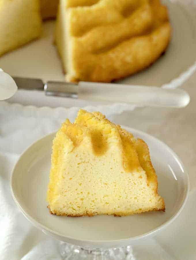 Keto Pound Cake Low Carb Pound Cake Two Sleevers