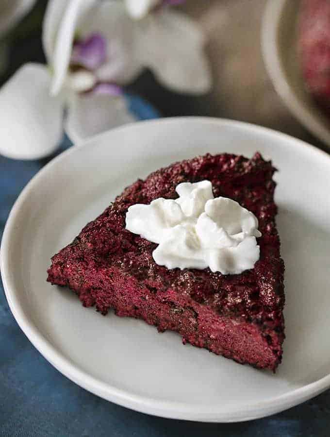 Blackberry Coconut Bake