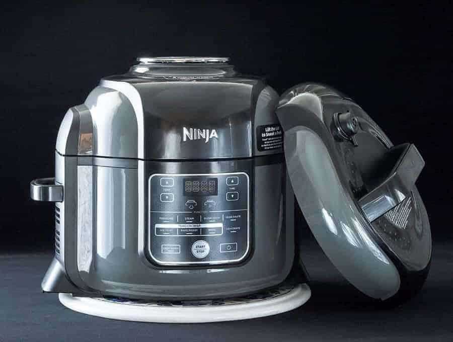 Ninja foodi review combination air fryer pressure cooker