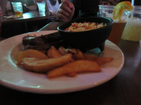 santa maria and fries