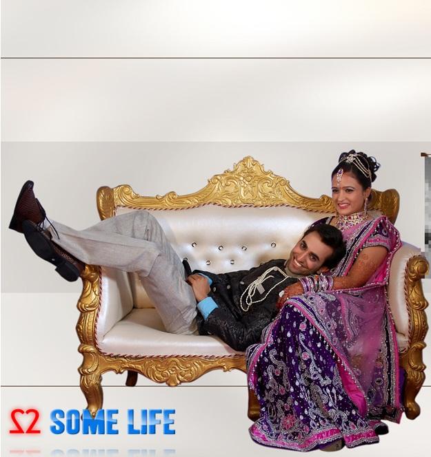 The Big Fat Indian Wedding: Reception