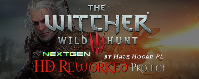 The Witcher 3 is coming with next-gen graphics thanks to the HD Reworked Project NextGen mod
