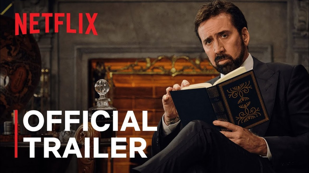 Here comes an interesting series with Nicolas Cage!