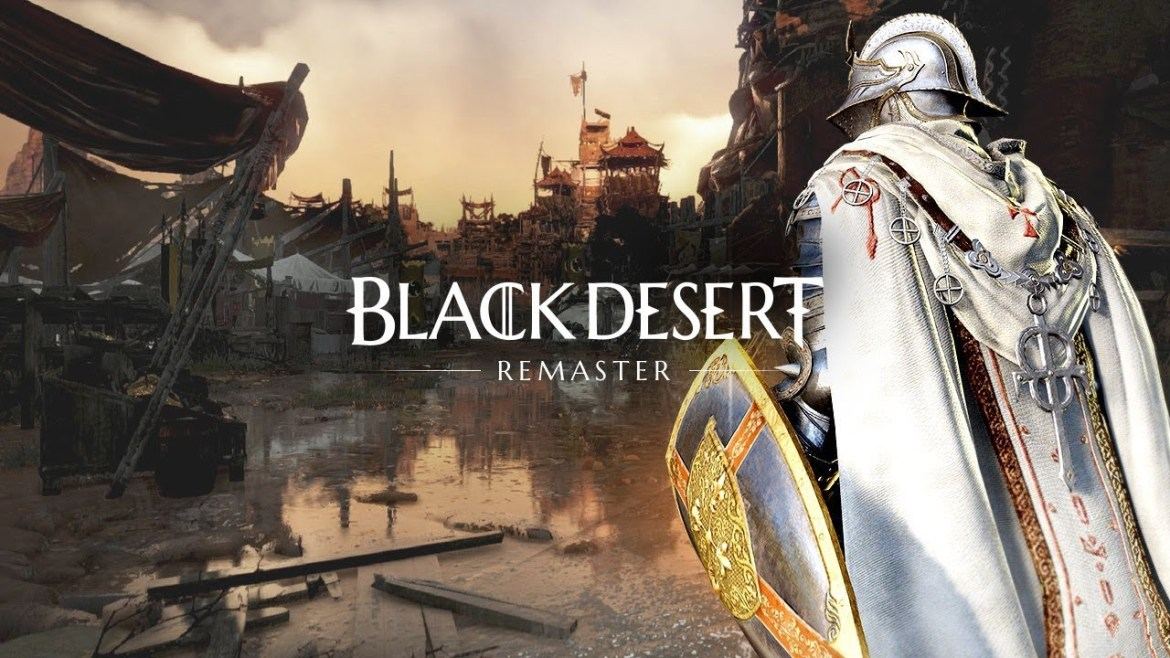 Check out today's stream. We're playing Black Desert: Online today!
