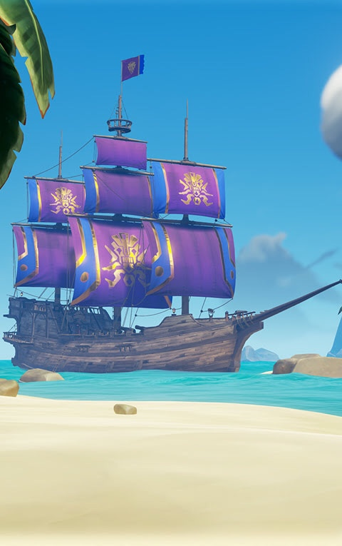 SEA OF THIEVES: SEASON ONE  docking 3 days ago, see what new on first season