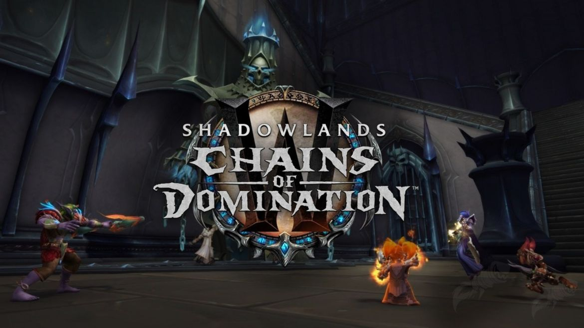 The next content update, Chains of Domination, has been announced at BlizzConline! Read on to discover what's coming up for World of Warcraft.