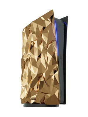 Even before the end of last year, Caviar revealed a limited edition of PlayStation 5, which was covered with 18-carat gold. Today we know how much it will cost.
