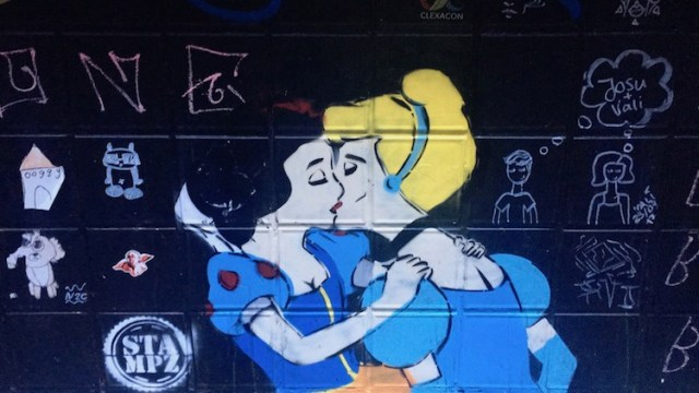 11-best-things-to-do-in-Melbourne-City-Disney-Princess-street-art-Two-Souls-One-Path