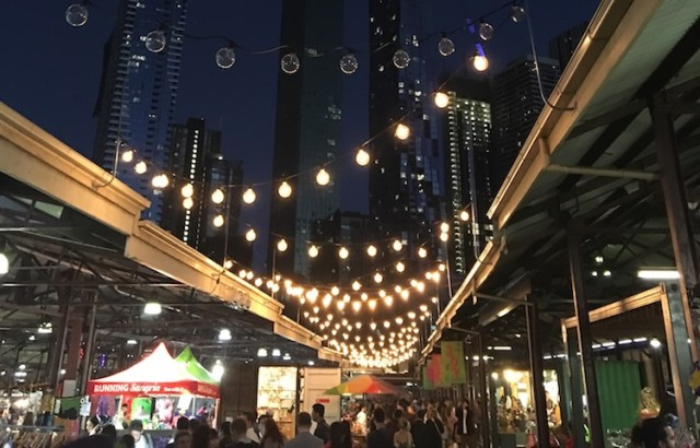 11 best things to do in Melbourne City, Victoria night market, Two Souls One Path