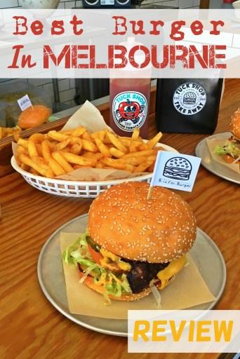 Best Burger in Melbourne Pinterest