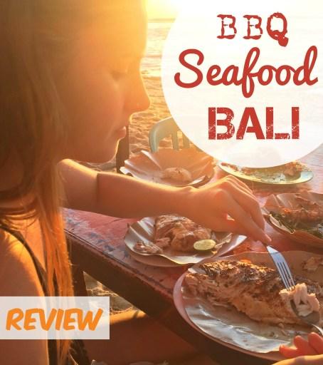 BBQ Seafood Bali Pinterest