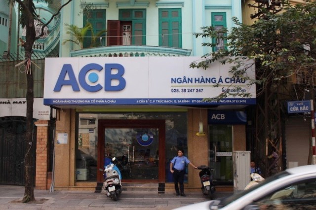 ACB Bank Hanoi, 7 ATMs in Vietnam: which is the best to use?, Two Souls One Path
