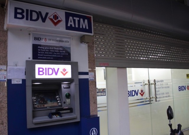 BIDV ATM, 7 ATMs in Vietnam: which is the best to use?, Two Souls One Path