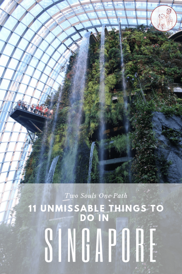 Pin it, 11 unmissable things to do in Singapore
