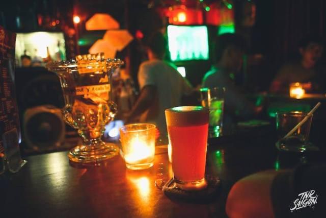 TNR bar Ho Chi Minh