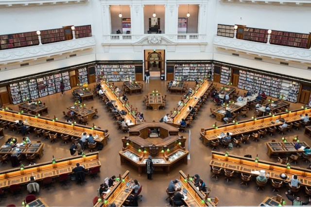 State-Library-Best-free-things-to-do-in-Melbourne-Two-Souls-One-Path