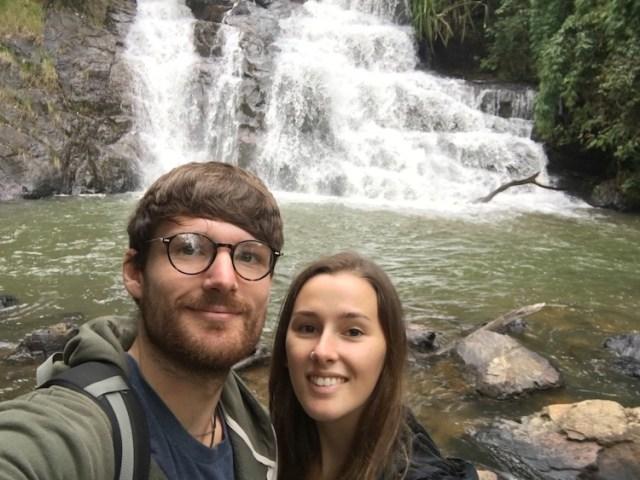 Datanla falls, Dalat Vietnam