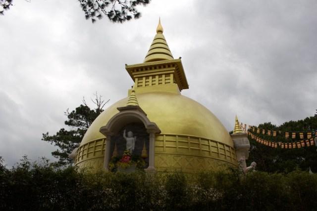 Monastry Dalat Vietnam