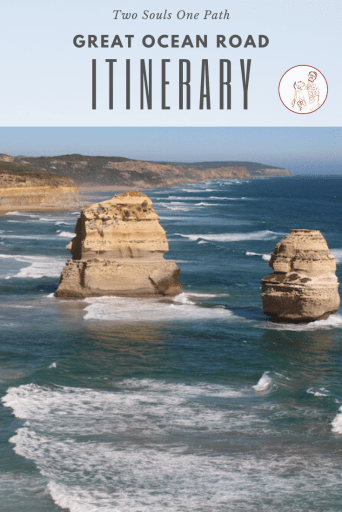 Great Ocean Road Itinerary Pinterest