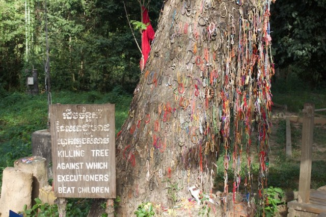 Killing Fields, things to do in Cambodia