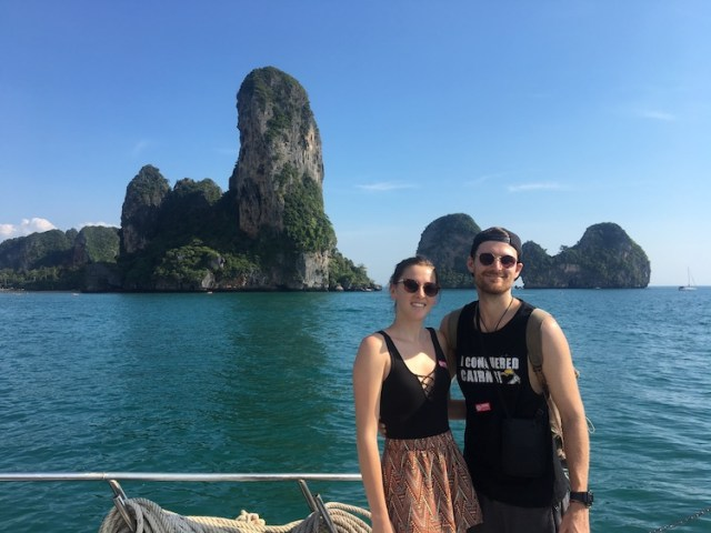 Two Souls One Path Island Hopping in Thailand