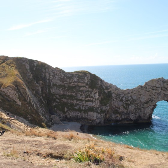 Visiting Durdle Door, feature image
